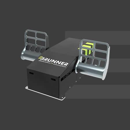 Control Loading System Rudder
