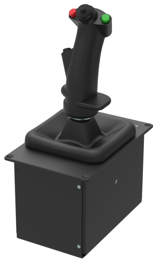 Force Feedback Joystick Jet